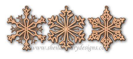 Scroll Saw Christmas Pattern
